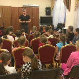 Общее дело в Красковском культурном центре Московской области