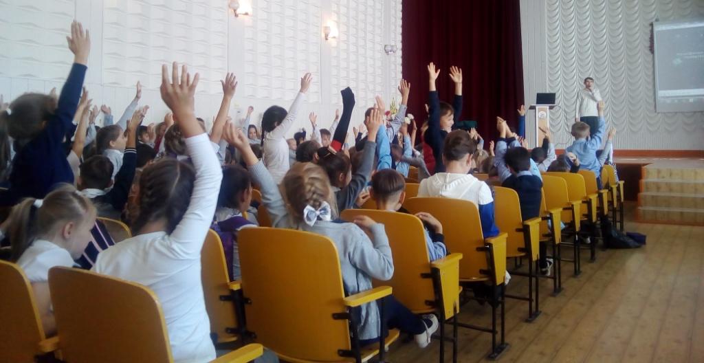 Общее дело в школы №2 города Агидель республики Башкортостан