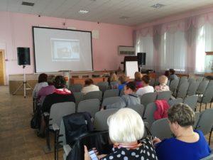 Семинар в рамках программы «Здоровая Россия – Общее дело» для педагогов Красносельского района Костромской области