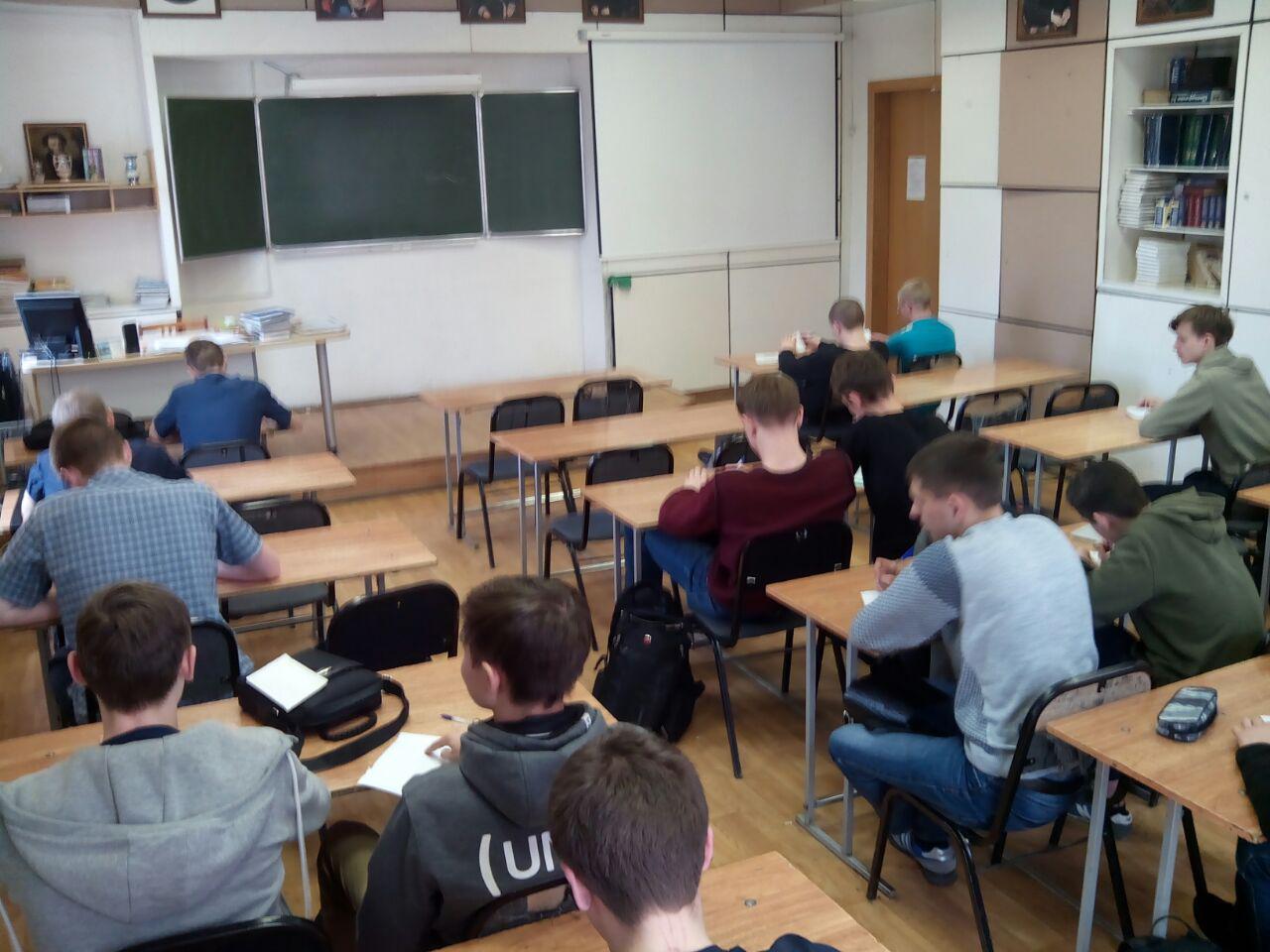 Общее дело в Омском промышленно-экономическом колледже