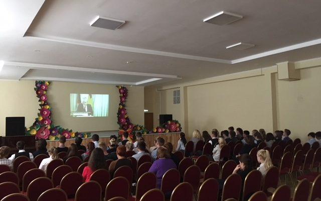Общее дело в школе № 2 г. Талдом Московской области