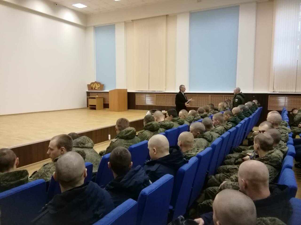 Общее дело в ВКС города Балашихи Московской области