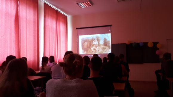 Участники СРОО «Общее дело»  в ГБПОУ СО «Северный педагогический колледж» г. Серов