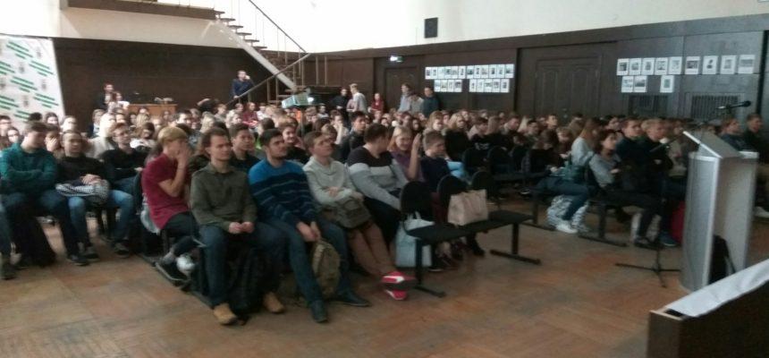Народные просветители трезвости в Екатеринбургском торгово-экономическом техникуме