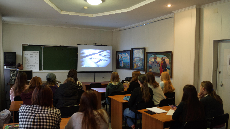 Общее дело в Новоалтайском государственном художественном училище(техникуме)