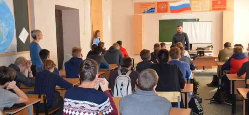 Общее дело в Костромском автодорожном колледже