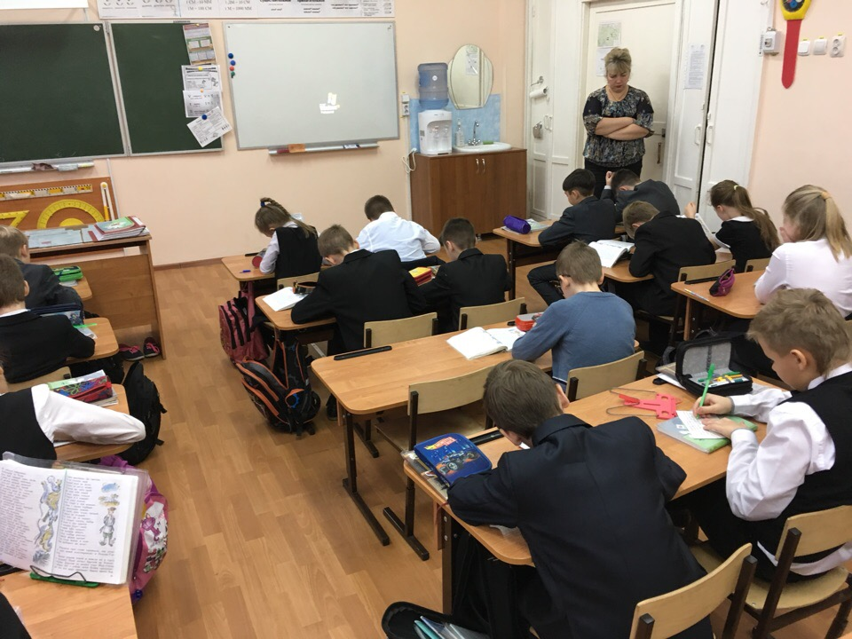 Общее дело в лицее №20 города Костромы