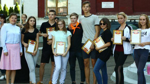 Общее дело на уличной акции в Краснодаре