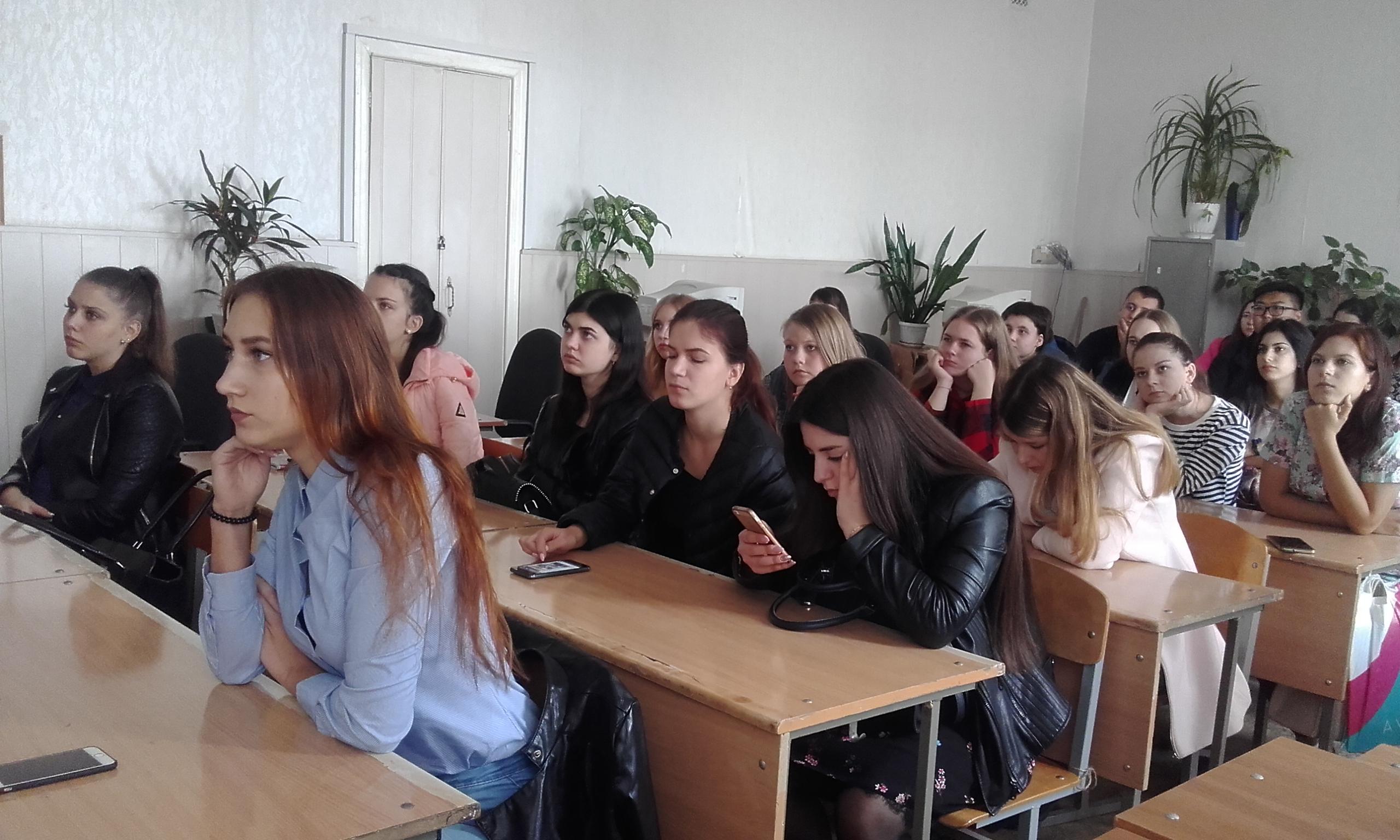 Общее дело в учебных заведениях Волгограда