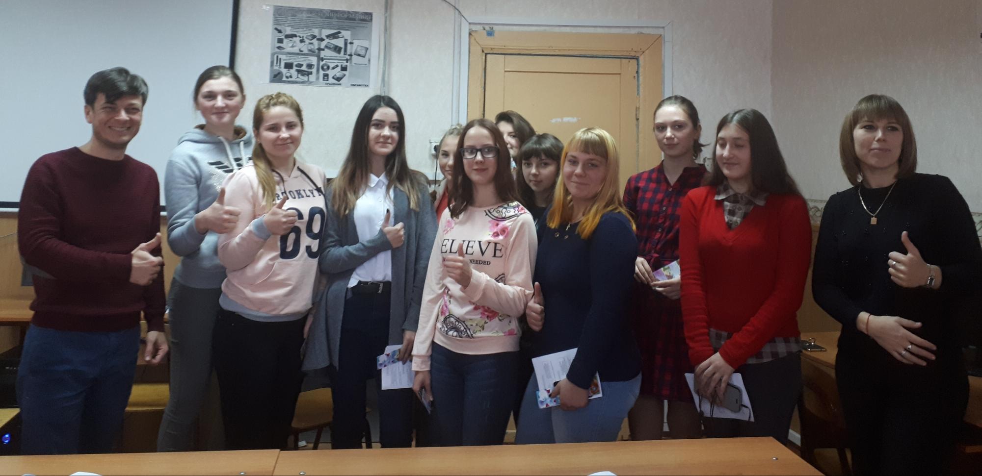 Общее дело в Милютинском филиале Морозовского агропромышленного профессионального техникума Ростовской области