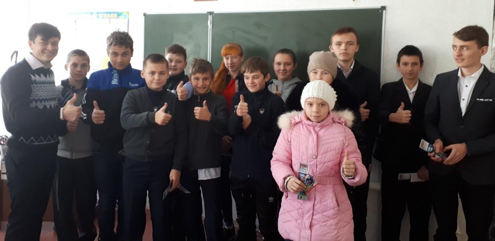 Общее дело в Светочниковской школе Ростовской области