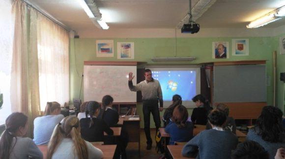 Общее дело в школах Вичугского района Ивановской области