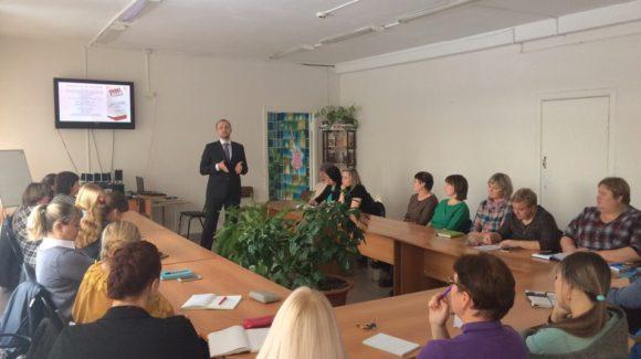 Общее дело в Козульском комплексном ЦСОН Красноярского края