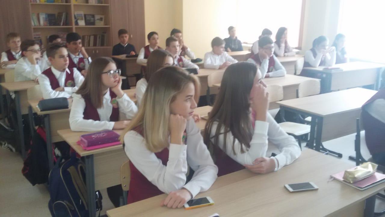 Общее дело в лицее №69 Ростова-на-Дону