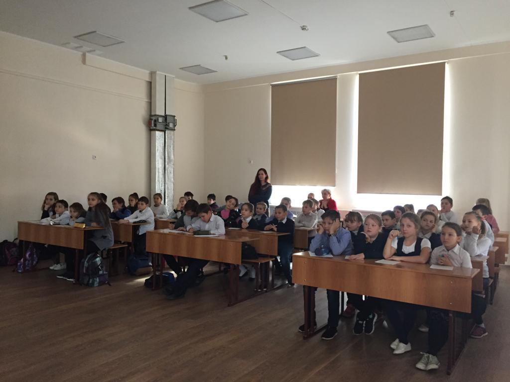Общее дело в лицее №2 Ростова-на-Дону