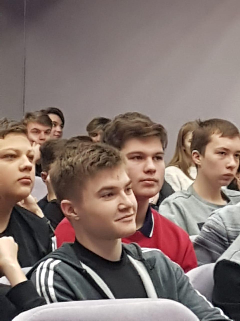 Общее дело в Первом Образовательном комплексе города Москвы