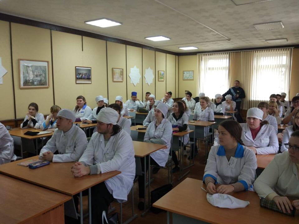 Общее дело в Костромском областном медицинском колледже