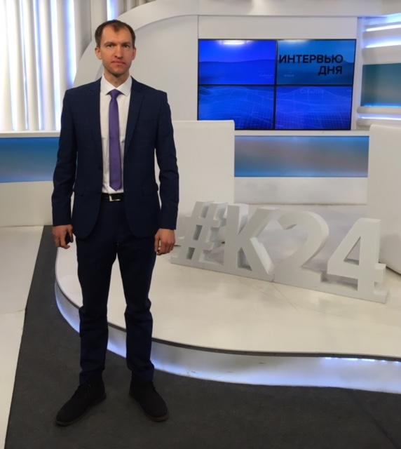 Общее дело на телеканале Катунь24 города Барнаула