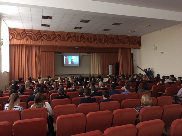Общее дело в Лицее города Дедовска Московской области