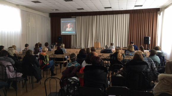 Общее дело — для школьных психологов города Барнаула