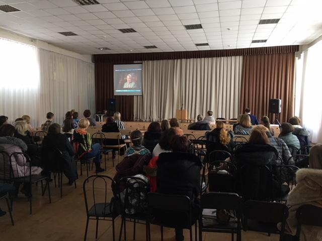 Общее дело - для школьных психологов города Барнаула