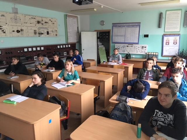 Общее дело в Подольском колледже имени А.В. Никулина Московской области