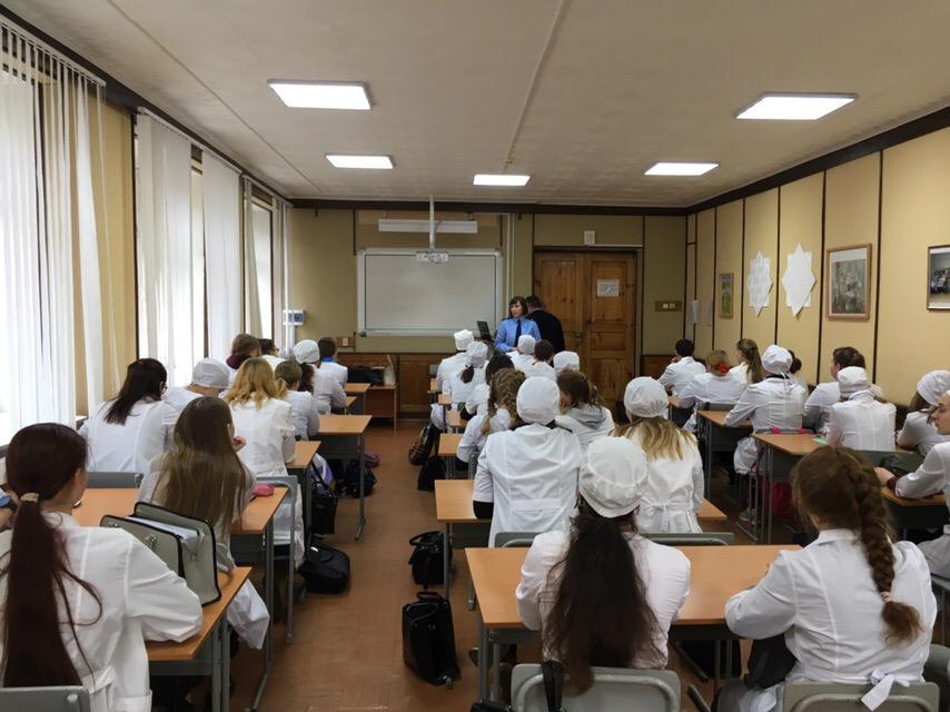 Общее дело в Костромском областном медицинском колледже имени Героя Советского Союза С.А.Богомолова