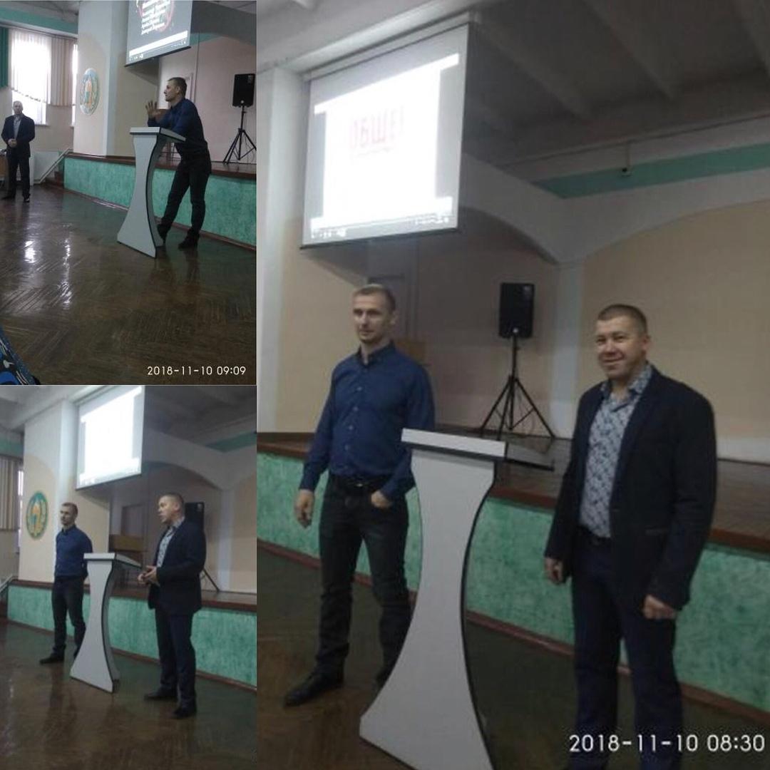 Общее дело в Гимназии №7 города Арсеньев Приморского края