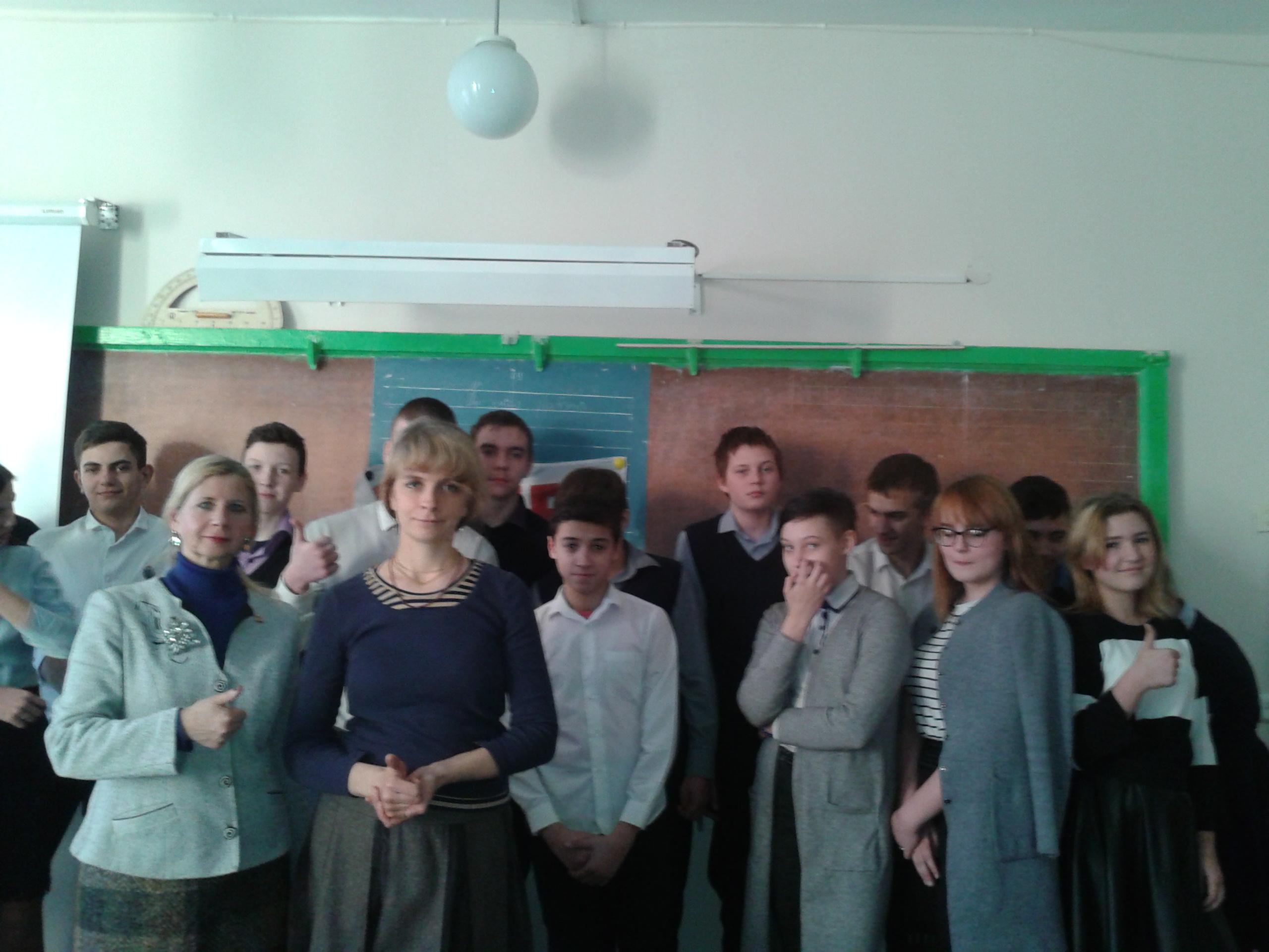 Общее дело в Воронежской школе № 70