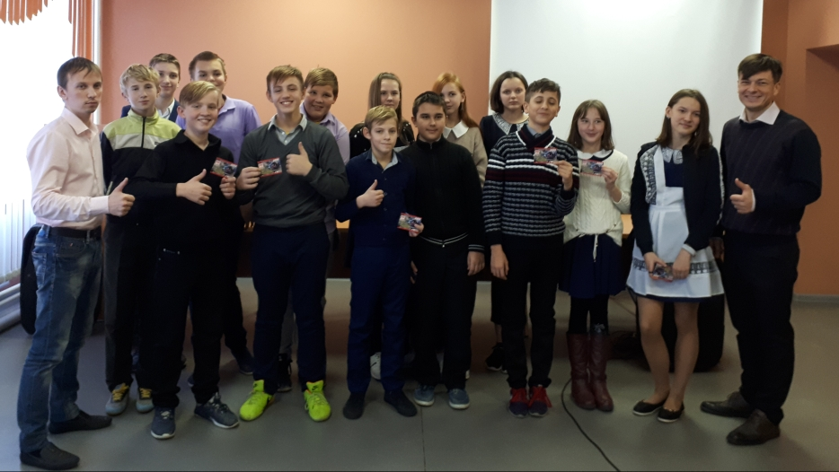 Общее дело в Милютинской школе Ростовской области