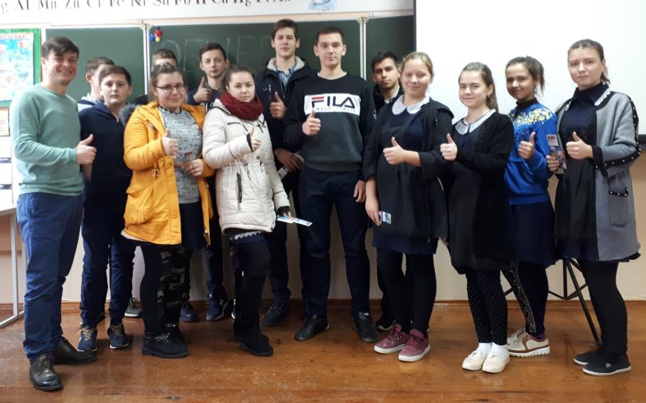 Общее дело в Кутейниковской средней школе Милютинского района Ростовской области