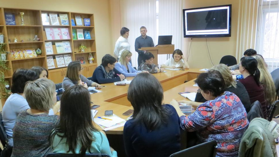 Общее дело для Волгодонских психологов городского отдела образования