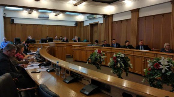 «Общее дело» на расширенном заседании Комиссии по развитию образования, науки, физической культуры, спорта и молодежной политике городской Думы Екатеринбурга