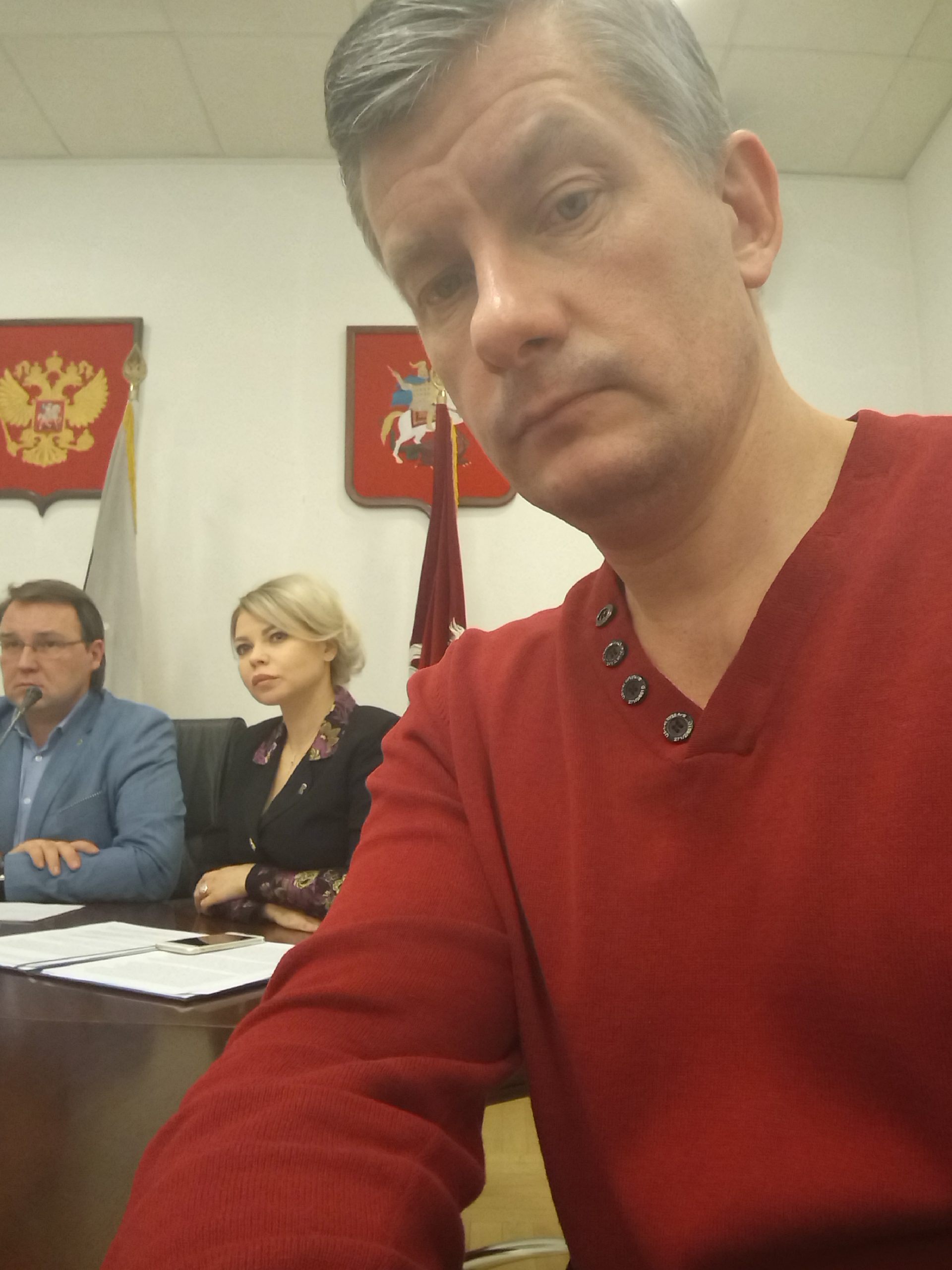 Общее дело на форуме в Московском доме национальностей