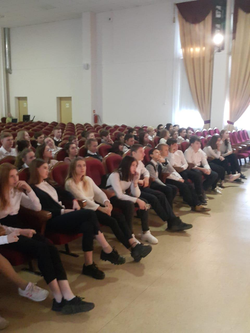 Общее дело в школах Ростова-на-Дону