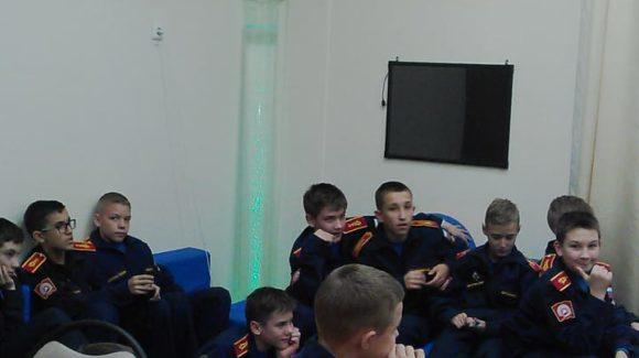 Общее дело в Аксайском Данилы Ефремова казачьем кадетском корпусе