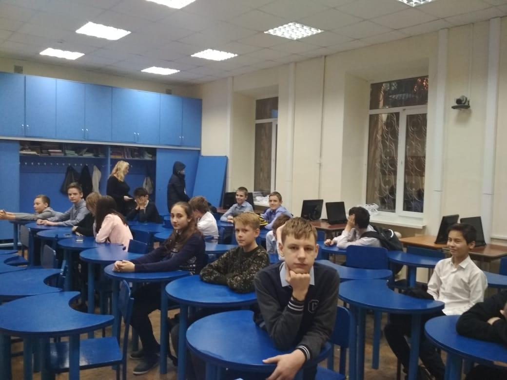 общее дело в школе №43 Ростова-на-Дону