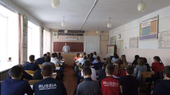 «Общее Дело» в Жигаловской школе №1 им. Г.Г. Малкова