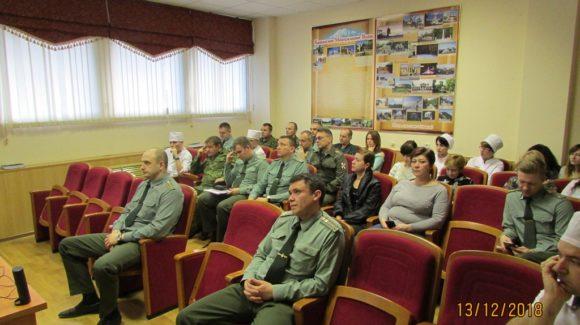Общее дело в санатории «Россия» г. Кисловодска для войск национальной гвардии