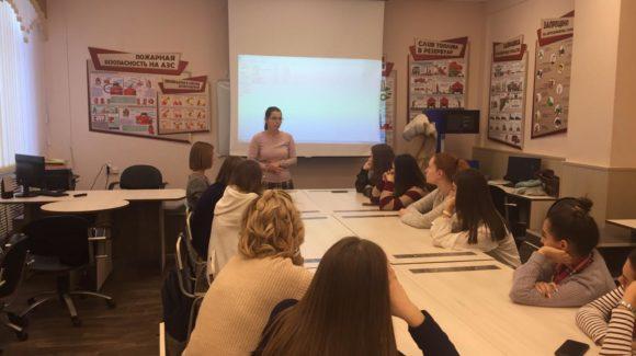 Общее дело — Красноярским студенткам