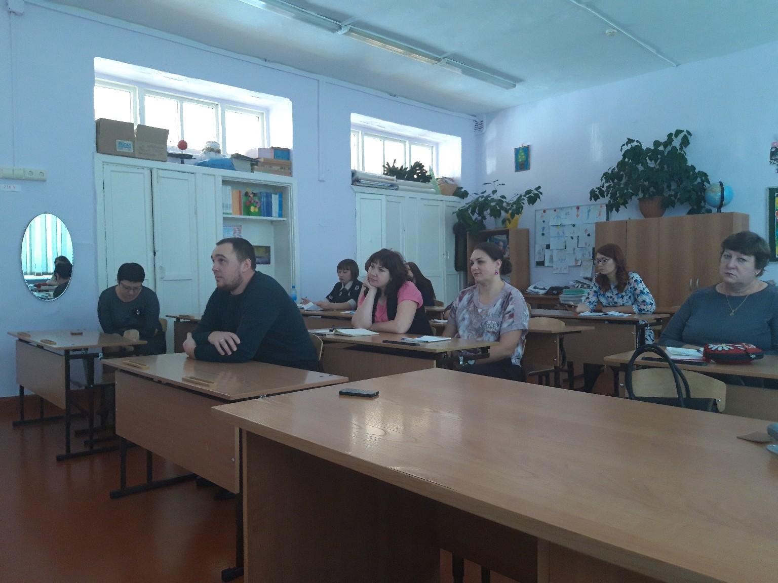 Общее дело для педагогов Балахтинского и Новоселовского районов Краснодарского края