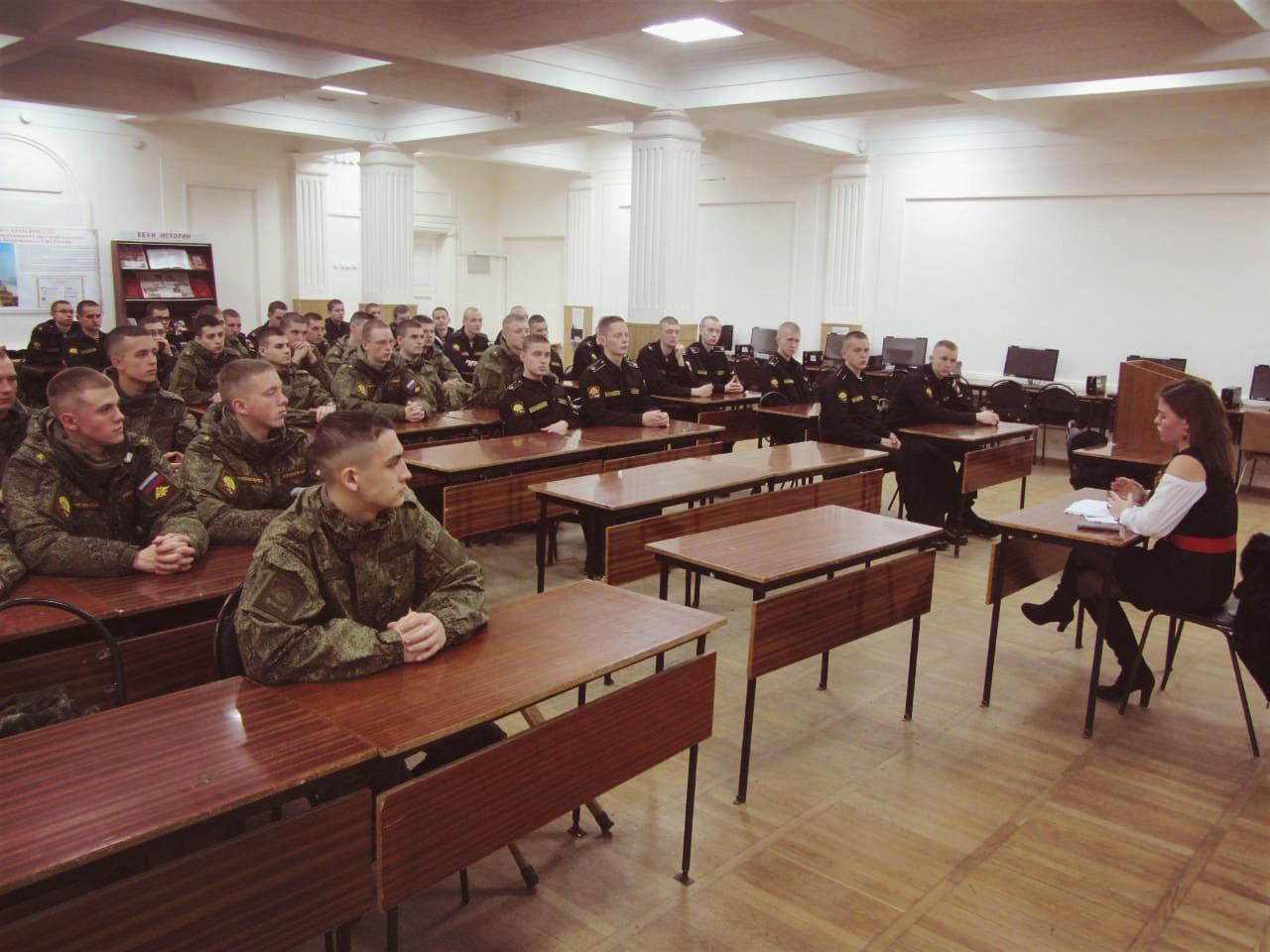 Общее дело в Краснодарском шифровальном училище имени Штеменко