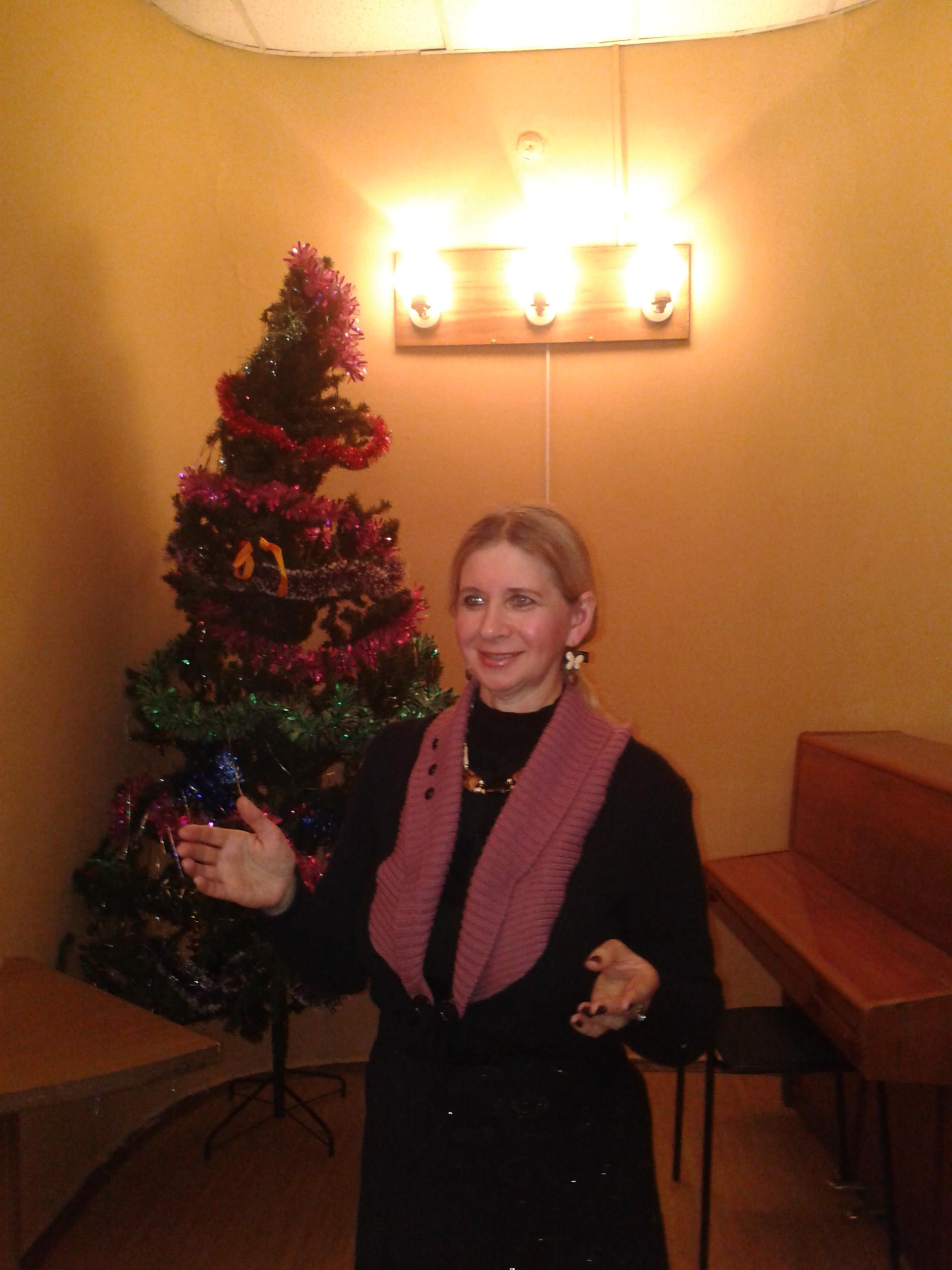 Общее дело на вокально-литературном вечере в Воронежском Доме Актера