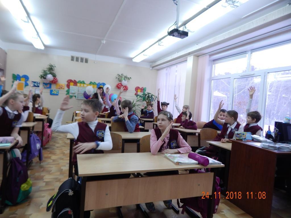 Общее дело в школе №95 города Железногорска Красноярского края