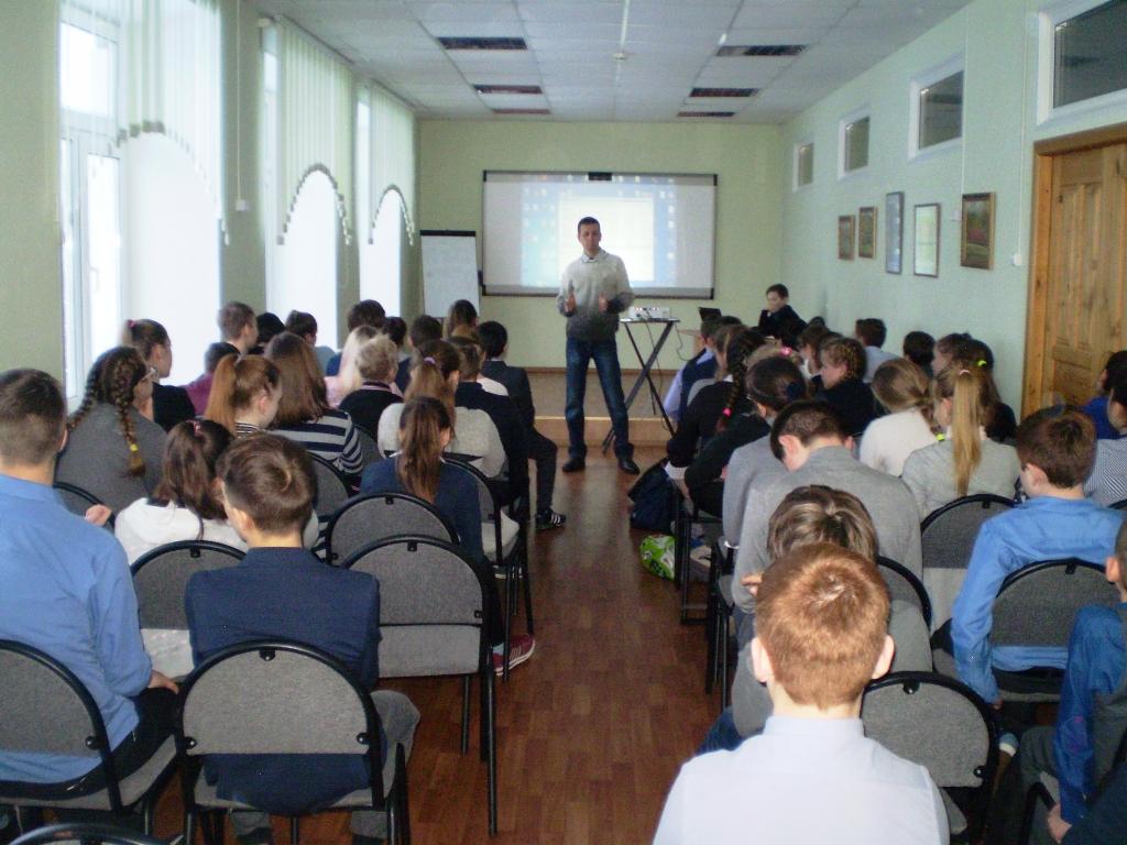 Общее дело в Кохомской школе №2 Ивановской области