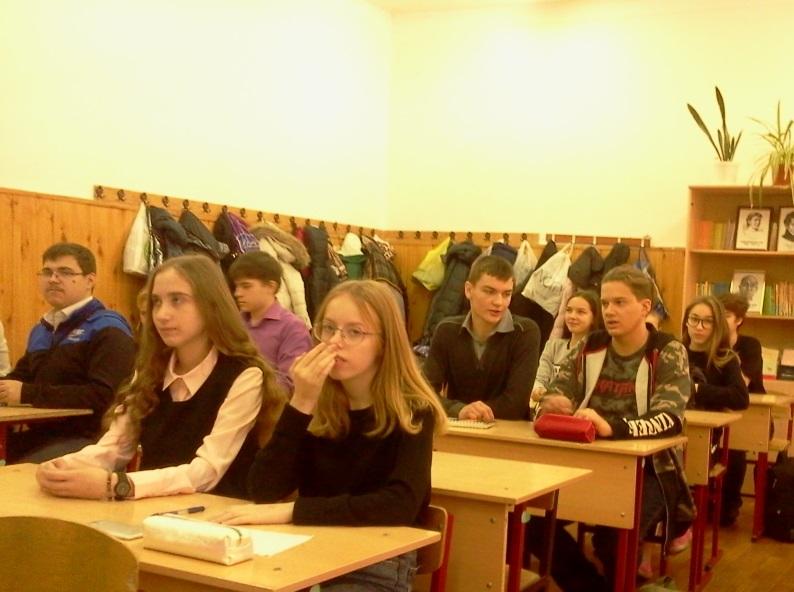 Общее дело в школе №78 города Волгограда