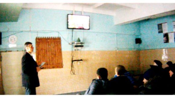 «Общее дело» в колонии-поселении КП №2 города Зеленоград Московской области