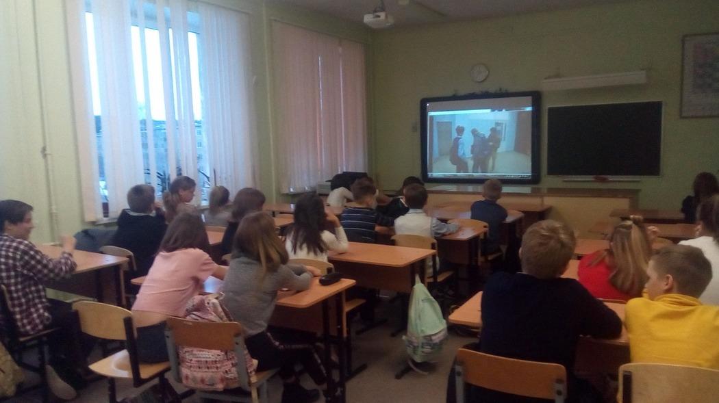 Общее дело в школе №33 города Петрозаводска