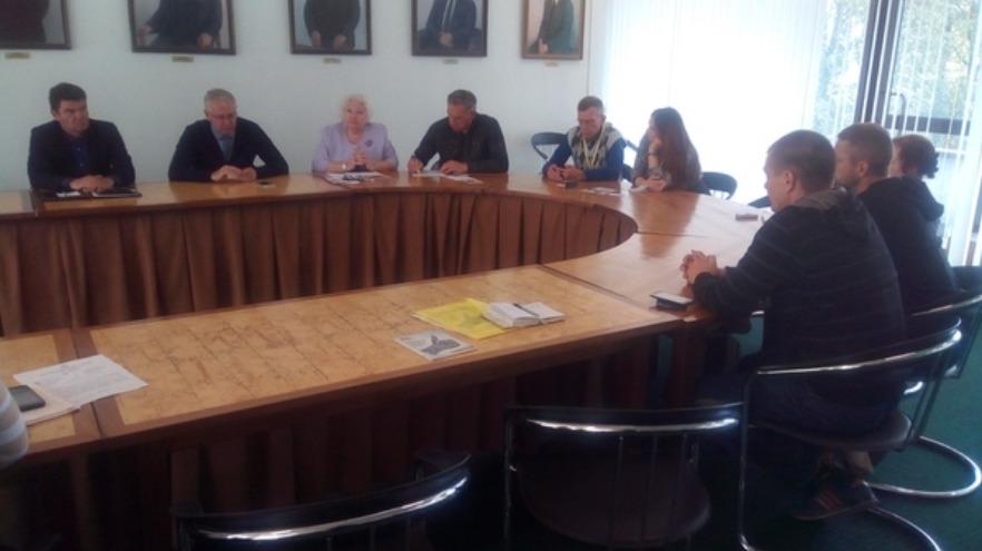 Общее дело на встрече в мэрии города Петрозаводска