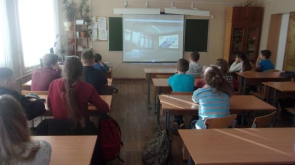 Общее дело в школе №8 города Петрозаводска